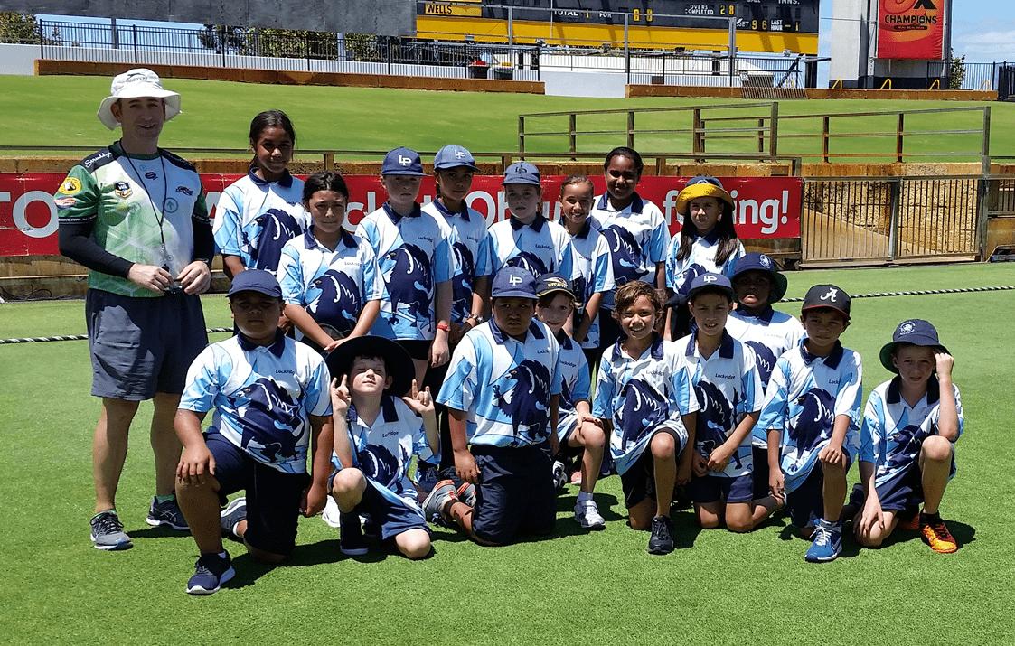 Cricket at the WACA