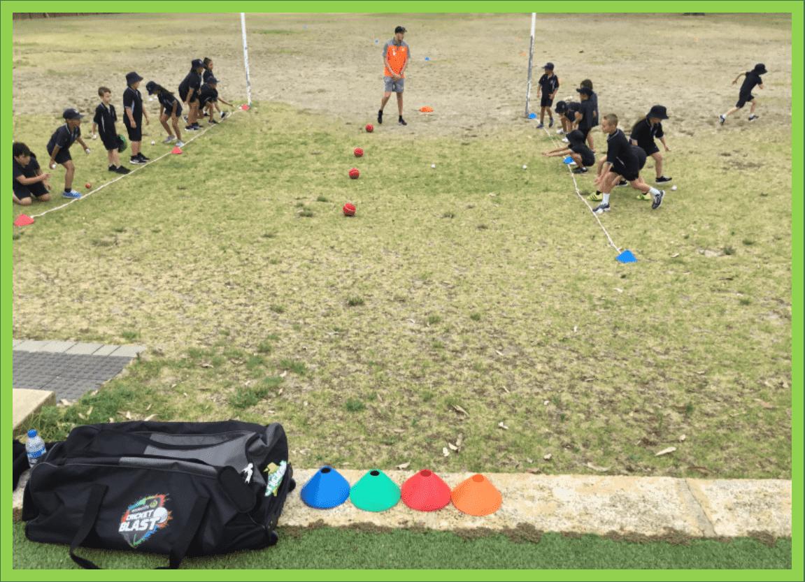 Cricket Incursion